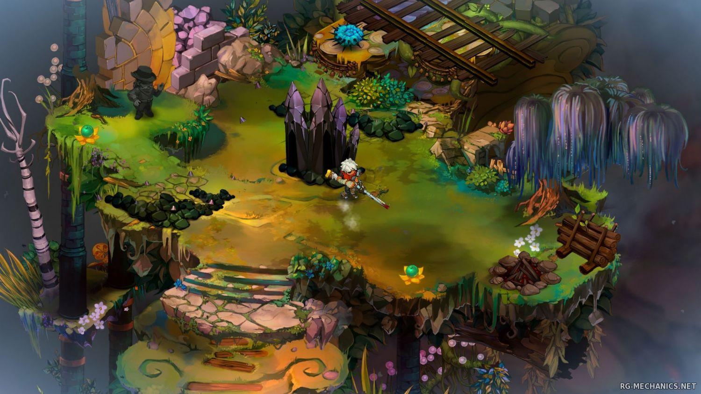 Скриншот к игре Bastion (2011) PC | RePack от R.G. Механики