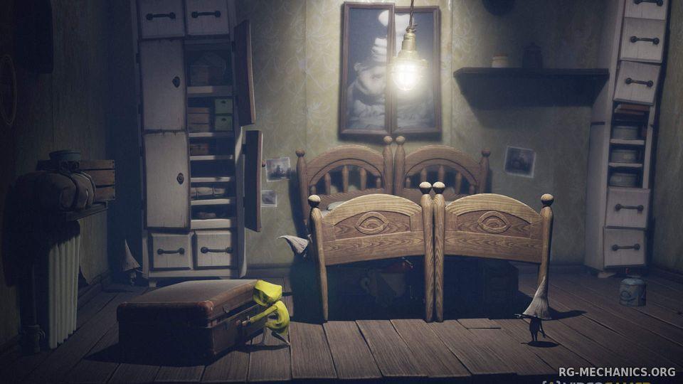 Скриншот к игре Little Nightmares Secrets of The Maw Chapter 1-2-3 (2017) скачать торрент RePack