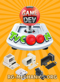 Game Dev Tycoon (2013) PC | RePack от R.G. Механики