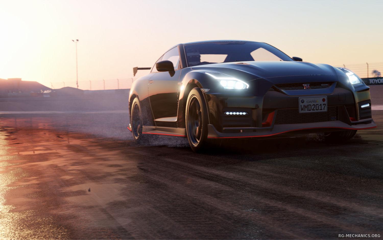 Скриншот к игре Project CARS 2: Deluxe Edition (2017) PC | RePack от xatab