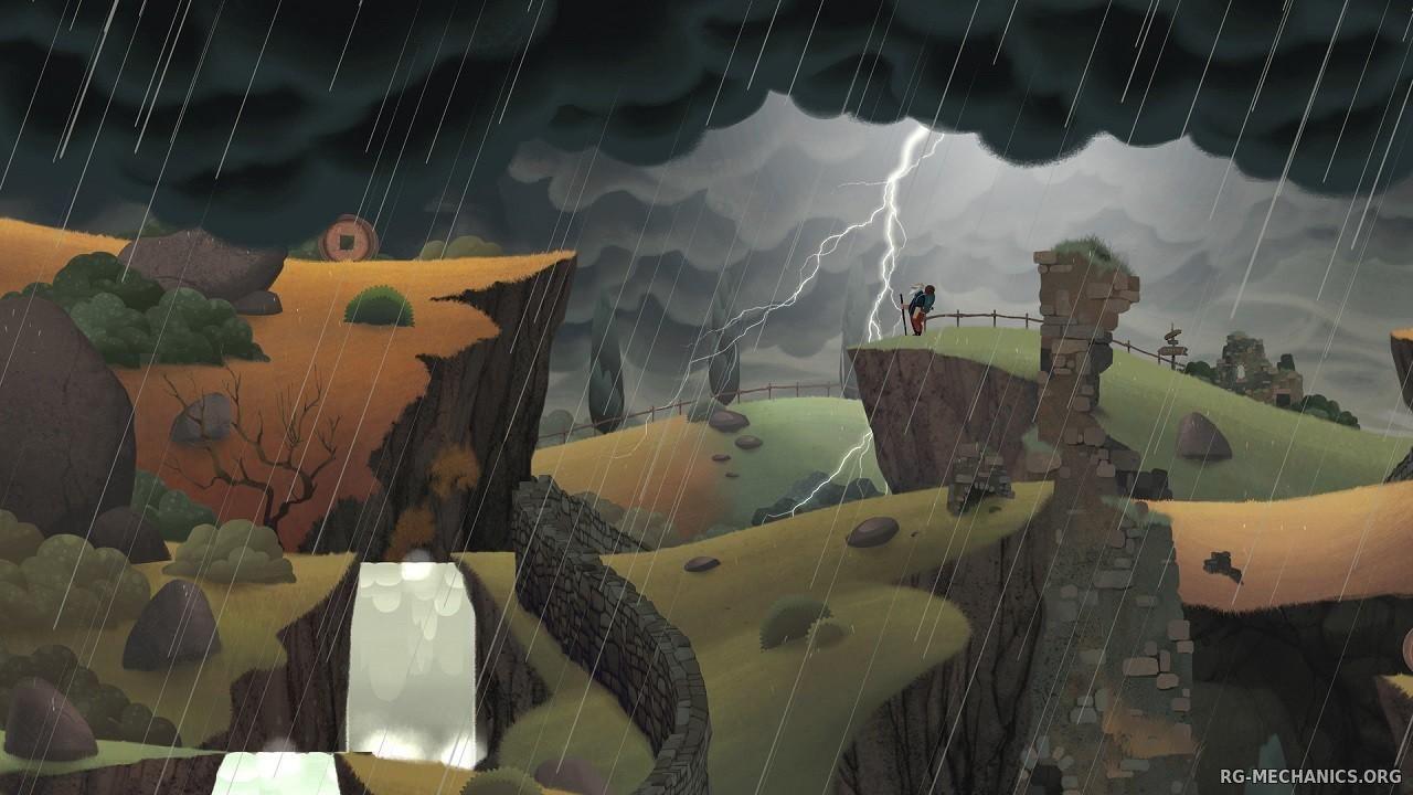 Скриншот к игре Old Man's Journey (2017) PC | RePack от R.G. Механики