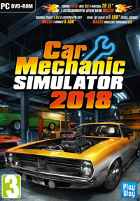 Car Mechanic Simulator 2018 (1.6.5) (2017) (2017)