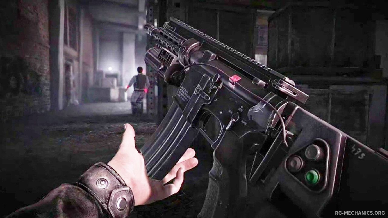Скриншот к игре Get Even (2017) PC | RePack от R.G. Механики