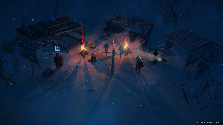 Скриншот к игре Impact Winter [v 1.0.15] (2017) PC   RePack от R.G. Механики
