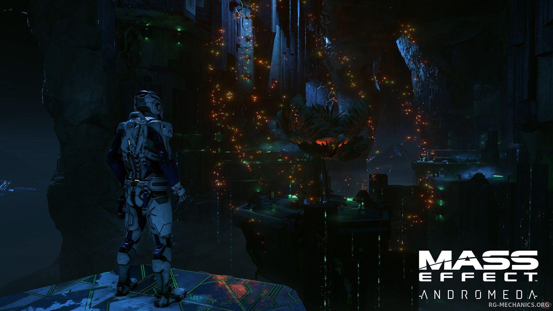 Скриншот к игре Mass Effect: Andromeda - Super Deluxe Edition [v 1.10] (2017) PC | RePack от R.G. Механики
