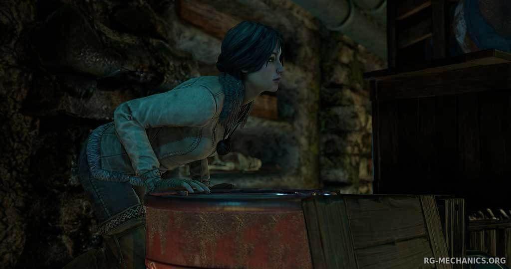 Скриншот к игре Сибирь 3 / Syberia 3: Deluxe Edition [v 2.2] (2017) PC | RePack от R.G. Механики