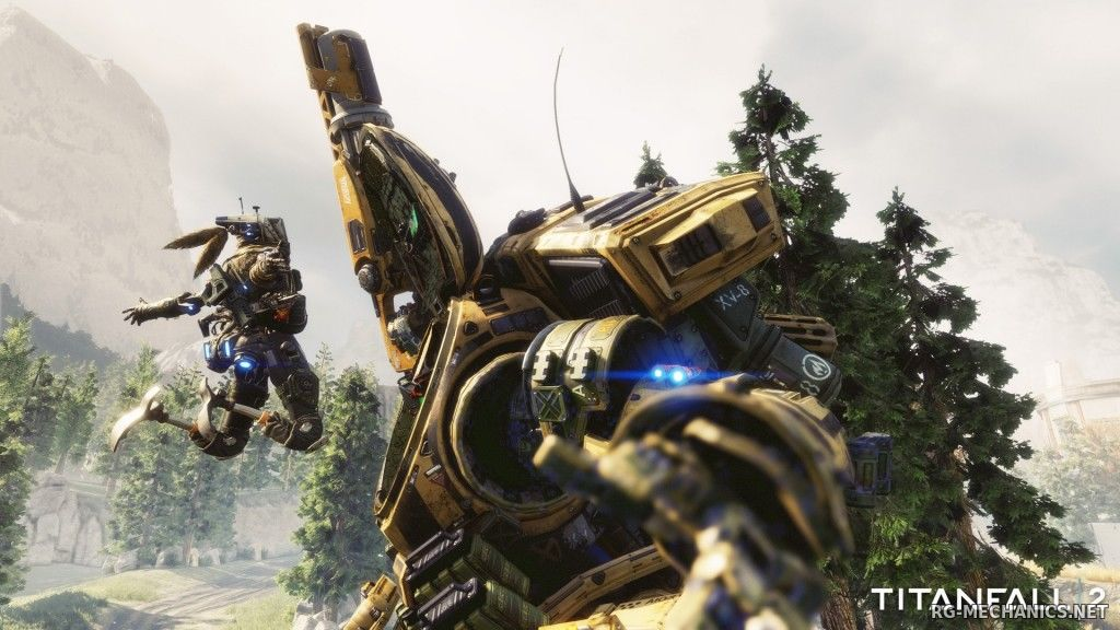 Скриншот к игре Titanfall 2 - Digital Deluxe Edition [v2.0.6.1] (2016) RePack от xatab