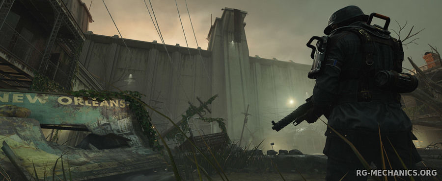 Скриншот к игре Wolfenstein II: The New Colossus (2017) PC   RePack