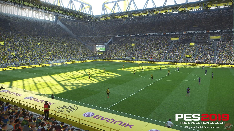 Скриншот к игре Pro Evolution Soccer 2019