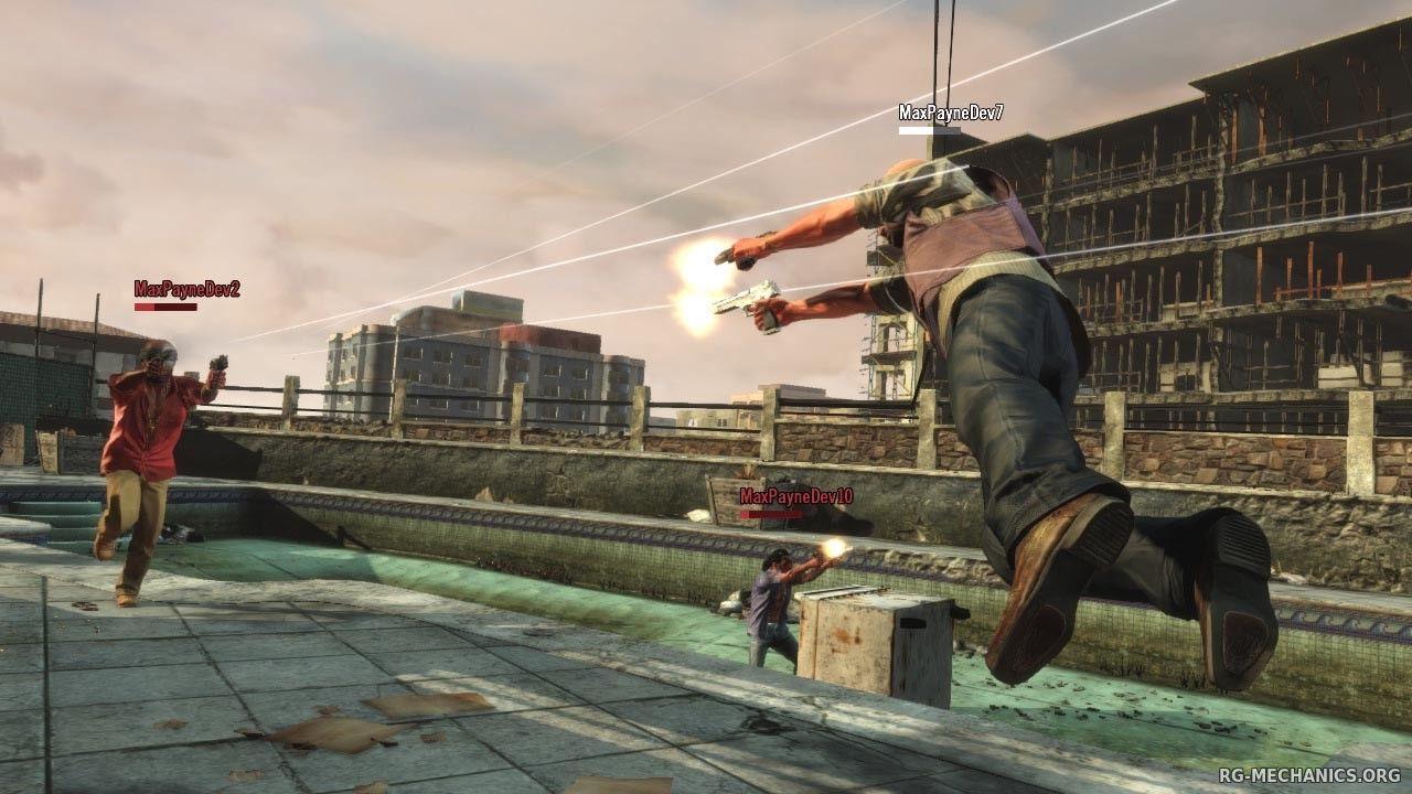 Скриншот к игре Max Payne 3 (2012) скачать торрент RePack