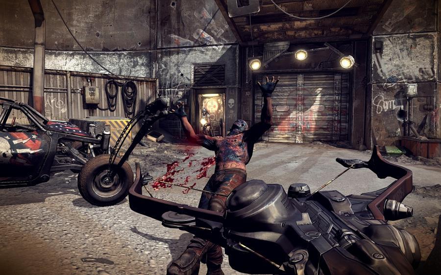 Скриншот к игре Rage: Anarchy Edition (2011) PC | Rip от R.G. Механики