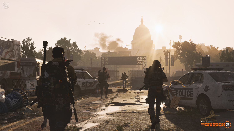 Скриншот к игре Tom Clancy's The Division 2