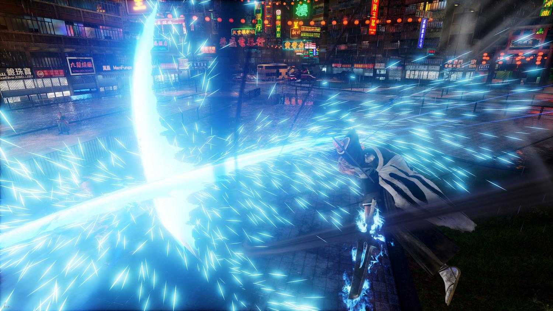 Скриншот к игре Jump Force (v 2.01) (2019) скачать торрент RePack