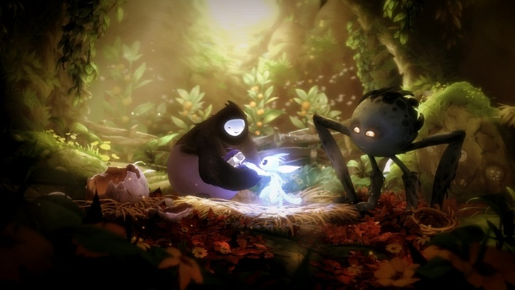 Скриншот к игре Ori and the Will of the Wisps