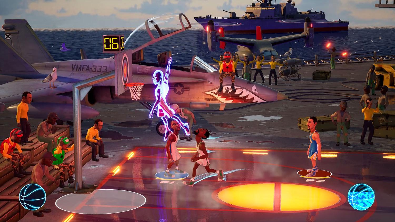 Скриншот к игре NBA 2K Playgrounds 2