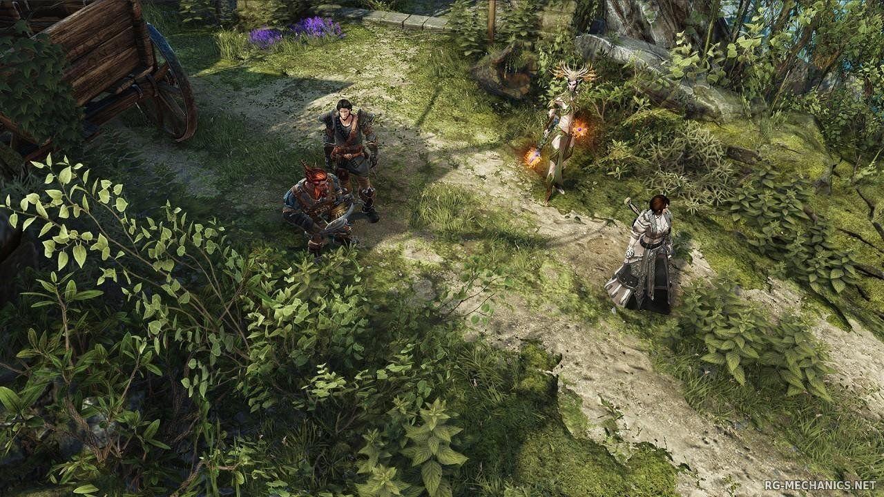 Скриншот к игре Divinity: Original Sin 2 (2017) PC | RePack от xatab