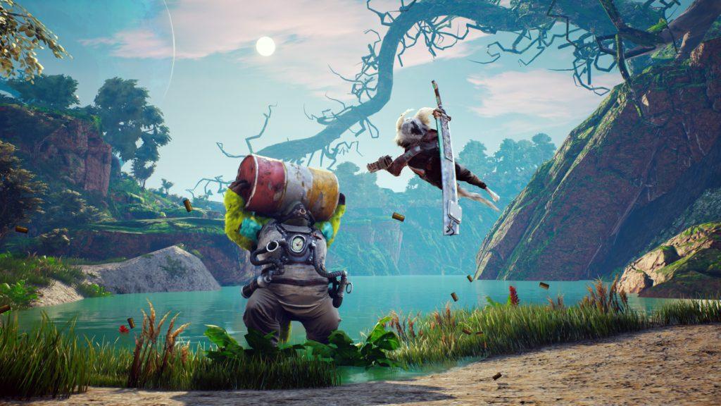 Скриншот к игре BIOMUTANT (2021) PC | RePack от R.G. Механики