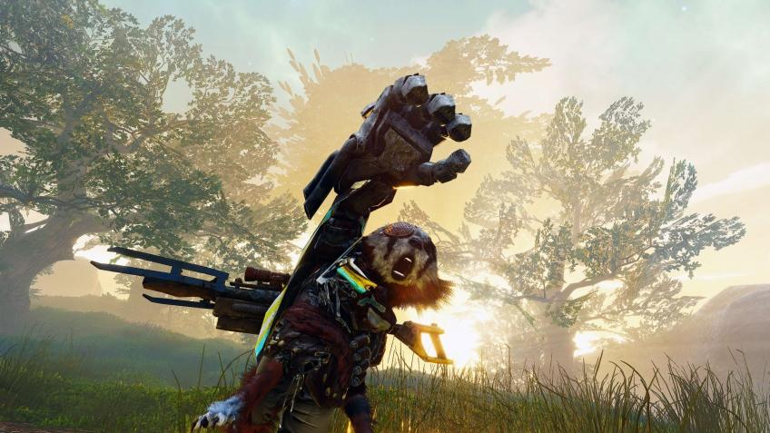 Скриншот к игре Biomutant 2018