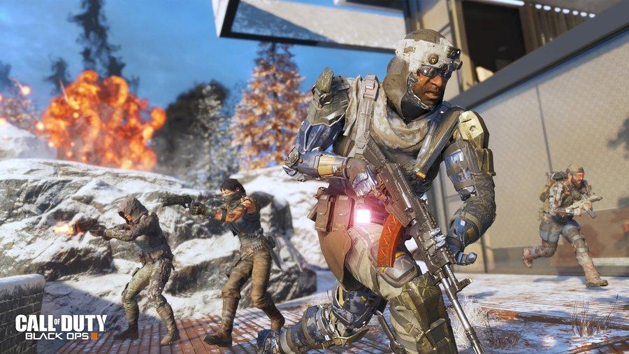 Скриншот к игре Call of Duty Black Ops 4