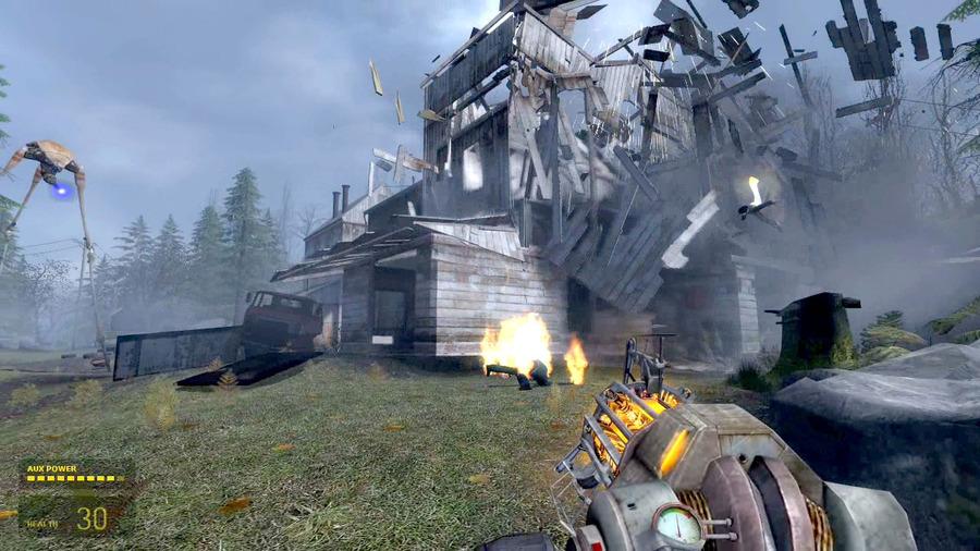 Скриншот к игре Half-Life 3