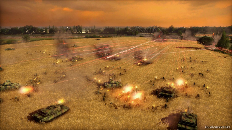 Скриншот к игре Wargame: Trilogy (2012-2014) PC   RePack от R.G. Механики
