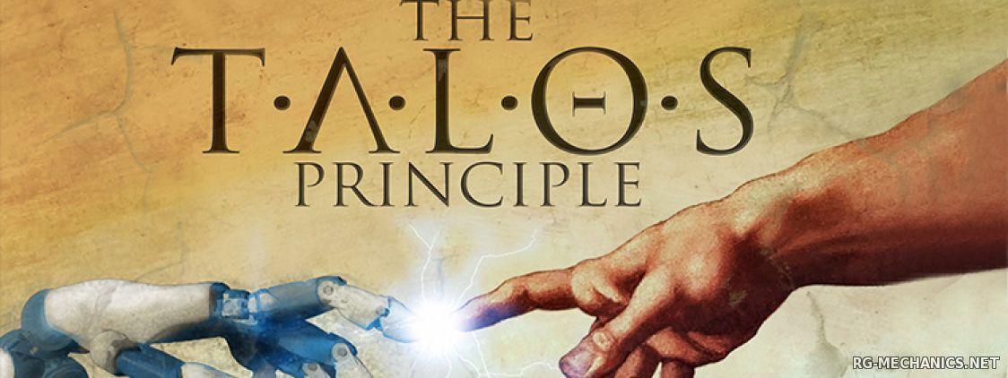 Скриншот к игре The Talos Principle: Gold Edition [v 326589 + DLCs] (2014) PC | RePack от R.G. Механики