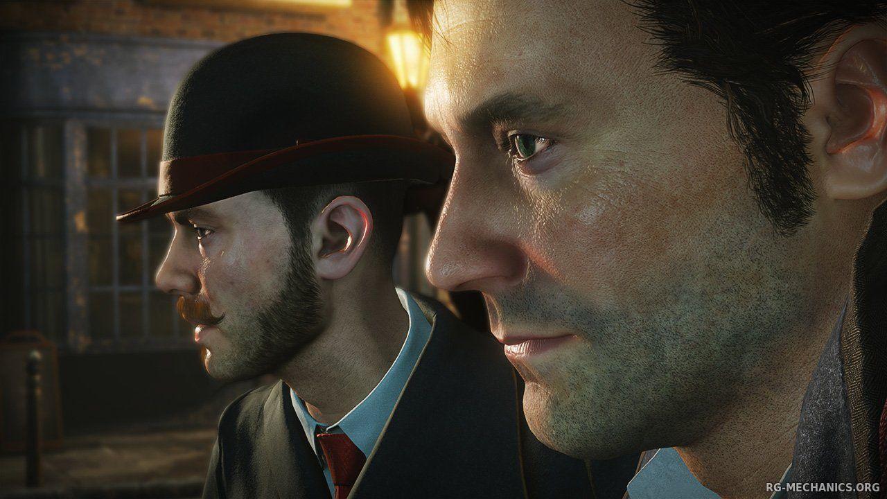 Скриншот к игре Sherlock Holmes: The Devil's Daughter (2016) PC | Repack от R.G. Механики