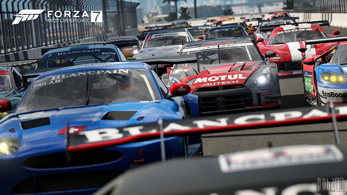 Скриншот к игре Forza Motorsport 7 [v 1.141.192.2 + DLCs] (2017) RePack от xatab