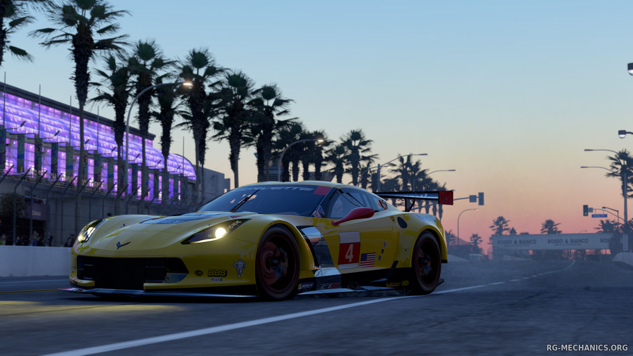 Скриншот к игре Project CARS 2: Deluxe Edition [v 6.0.0.0.1056] (2017) PC | RePack от R.G. Механики