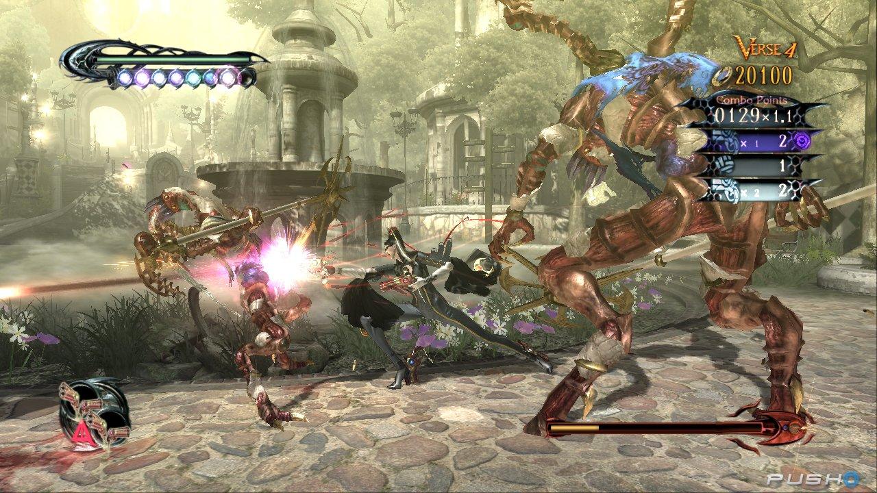 Скриншот к игре Bayonetta [v 1.01] (2017) PC   Repack от R.G. Механики