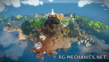 Скриншот к игре The Witness (2016) PC | RePack от R.G. Механики