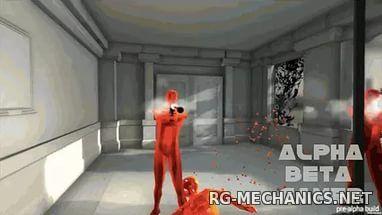 Скриншот к игре SUPERHOT v.1.0.16 [GOG] (2016) скачать торрент Лицензия