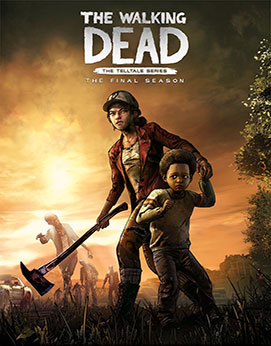 The Walking Dead: The Final Season - Episode 1-4 (2018) (2018)