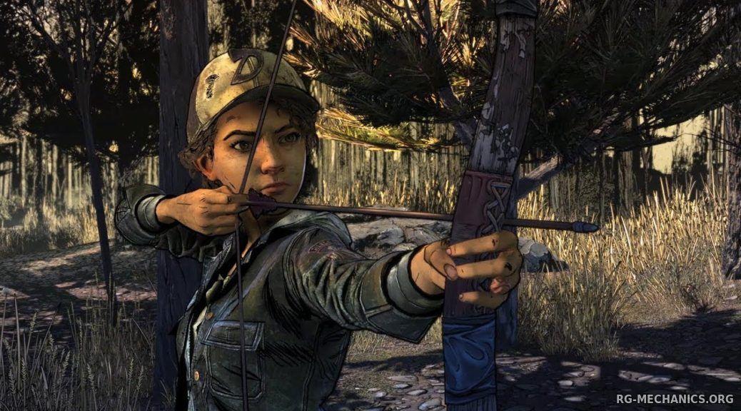 Скриншот к игре The Walking Dead: The Final Season - Episode 1-4 (2018) скачать торрент RePack