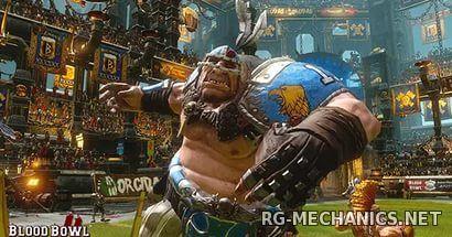 Скриншот к игре Blood Bowl 2 [v 3.0.219.2 + 17 DLC] (2015) PC | RePack от R.G. Механики