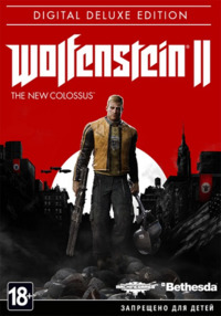 Wolfenstein II: The New Colossus [Update 10 + DLCs] (2017) PC | Repack от R.G. Механики