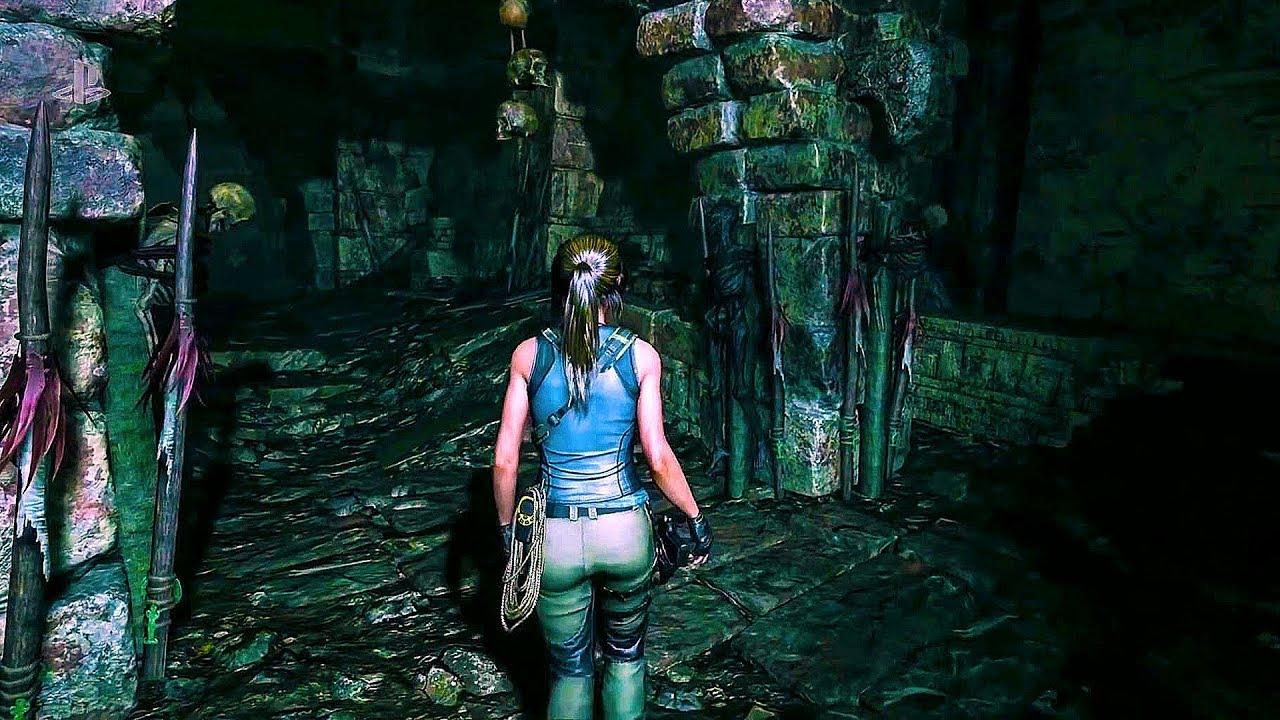 Скриншот к игре Shadow of the Tomb Raider - Croft Edition [ v. HotFix 1.0.237.6+DLC] (2018) скачать торрент RePack