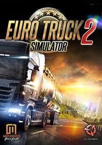 Обложка к игре Euro Truck Simulator 2 [v1.40.3.3s + DLC] (2013) RePack от R.G. Механики