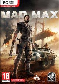 Обложка к игре Mad Max (2015)