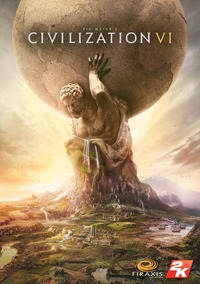 Обложка к игре Sid Meier's Civilization VI: Digital Deluxe [v 1.0.1.501 + DLC's + Bonus] (2016) RePack от R.G. Механики