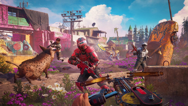 Скриншот к игре Far Cry New Dawn - Deluxe Edition [v. 1.0.5] (2019) скачать торрент RePack