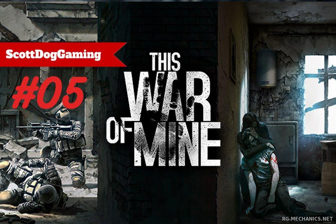 Скриншот к игре This War of Mine [v 5.1.0 + DLCs] (2014) PC   RePack от R.G. Механики