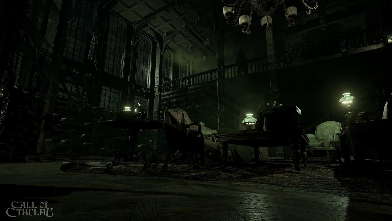Скриншот к игре Call of Cthulhu [Update 2] (2018) скачать торрент RePack