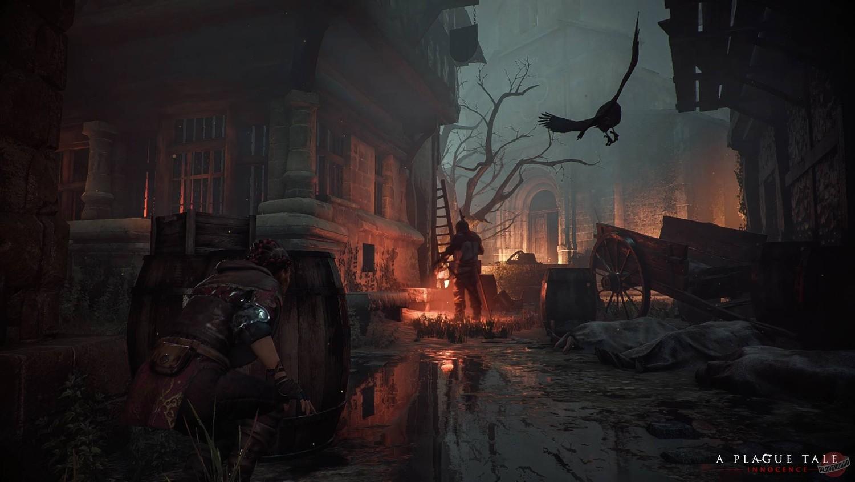 Скриншот к игре A Plague Tale: Innocence [v 1.07 + DLC] (2019) скачать торрент RePack от xatab