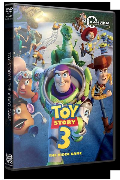 История игрушек: Большой побег / Toy Story 3: The Video Game (2010) PC | RePack от R.G. Механики