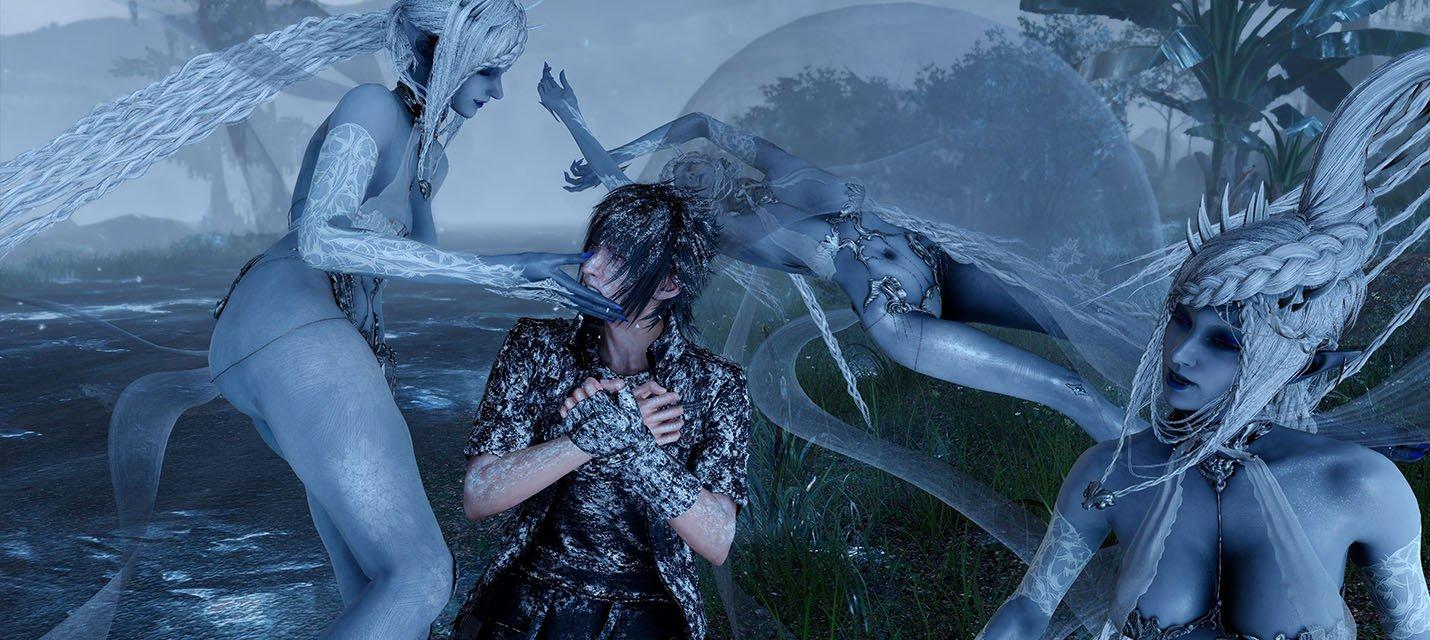 Скриншот к игре Final Fantasy XV Windows Edition [Build 1261414] (2018) скачать торрент RePack от xatab