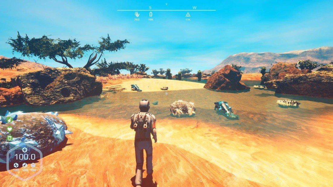 Скриншот к игре Planet Nomads v.1.0.7.2 [GOG] (2019) скачать торрент Лицензия