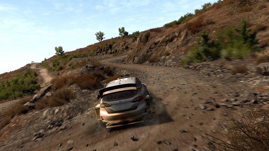 Скриншот к игре WRC 8 FIA World Rally Championship [v 1.5.1 + DLCs] (2019) скачать торрент RePack