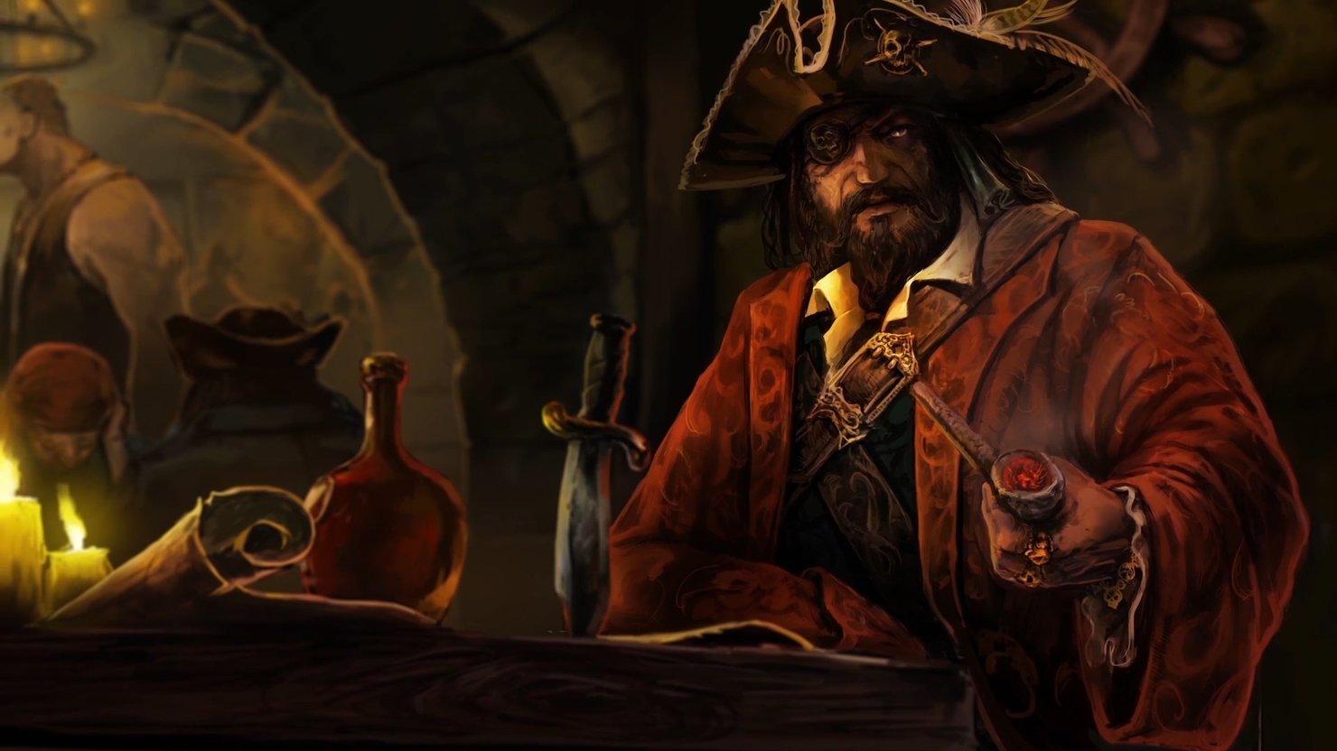 Скриншот к игре Корсары Черная метка