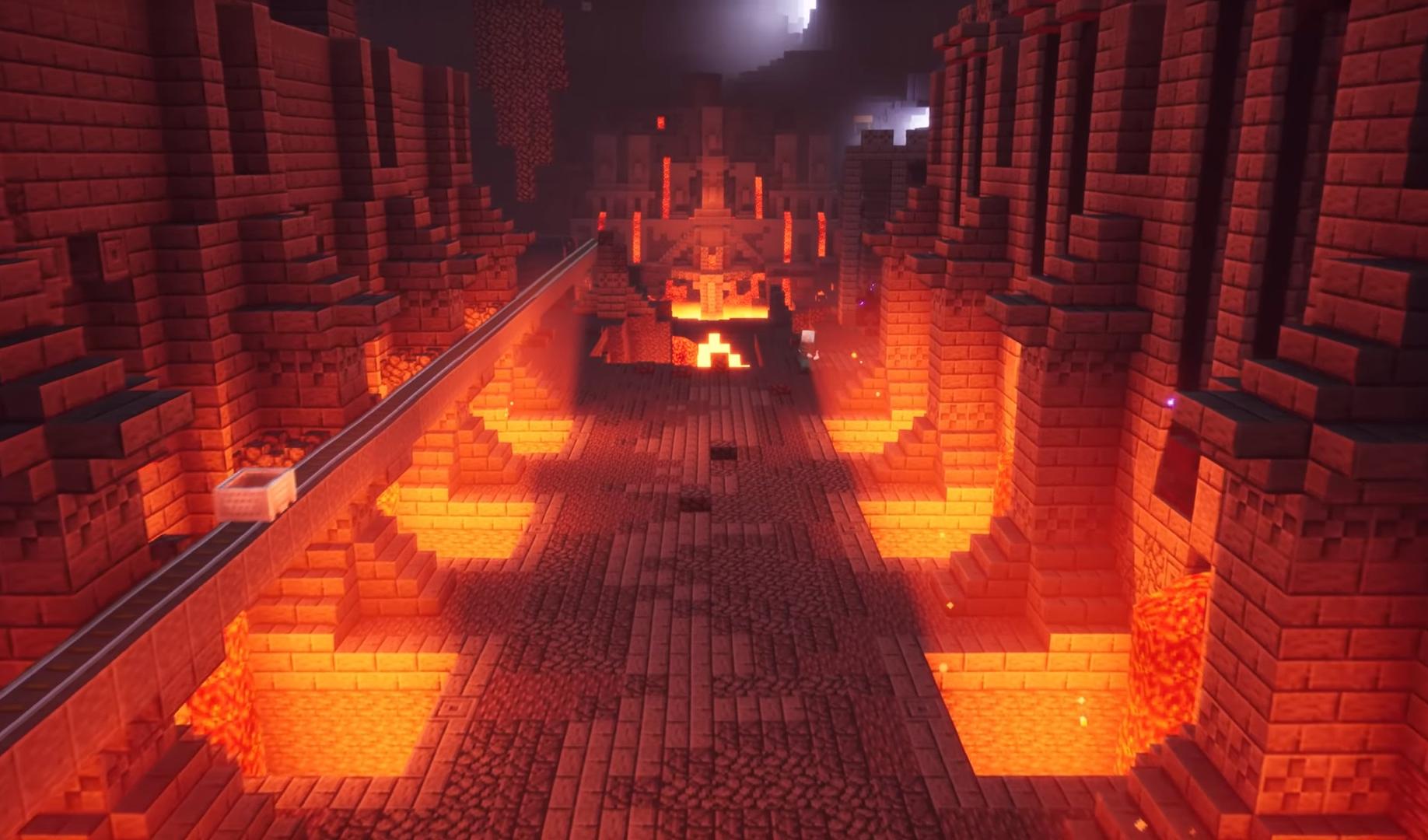 Скриншот к игре Minecraft: Dungeons